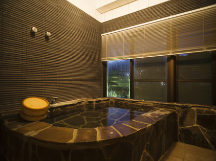 Rooms with observatory-style baths